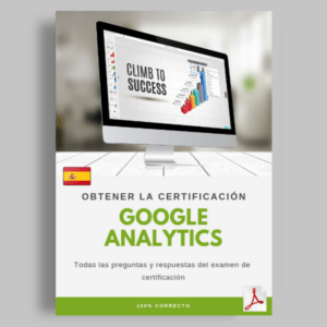 Las respuestas de examen de Google Analytics Individual Qualification