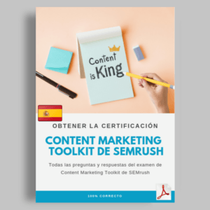 Examen de Content Marketing Toolkit de SEMrush