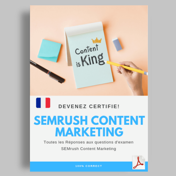 Examen SEMrush Content Marketing cover