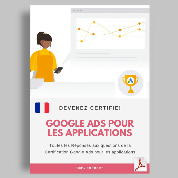 Certification Google Ads pour les applications