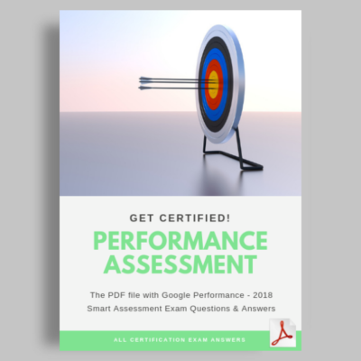 Performance Smart Assessment Answers featured image