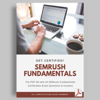 SEMrush SEO Fundamentals Exam Answers featured image