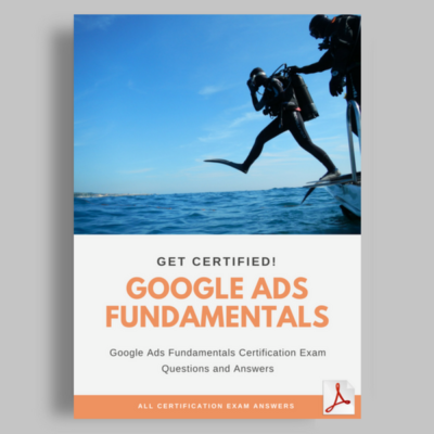 Google Ads Fundamentals Certification Answers featured image yzyadwords