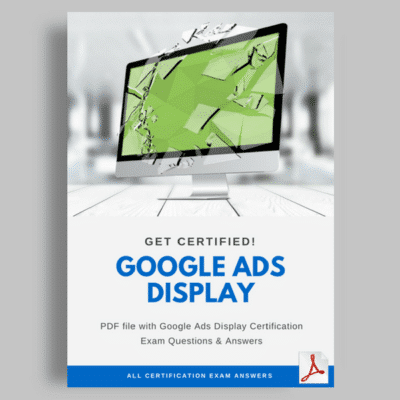 Google Ads Display Certification Answers Featured
