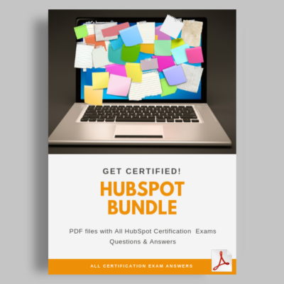 HubSpot Certification Exam Answers featured image