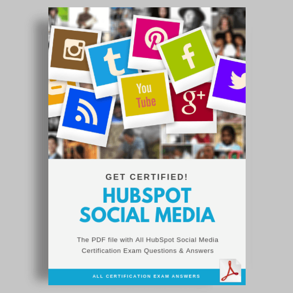 HubSpot Social Media Certification Answers featured image