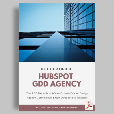 hubspot growth driven design agency certification featured image