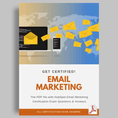 HubSpot Email Marketing Exam Answers featured image