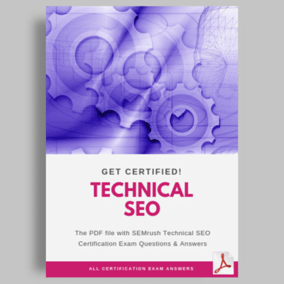 SEMrush Technical SEO Exam Answers featured image