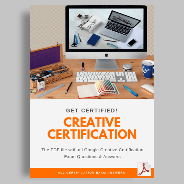 Creative Certification Exam Answers featured image