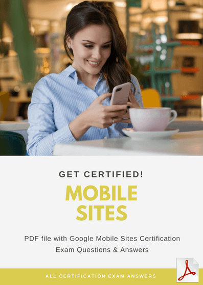 Google Ads Fundamentals Certification Answers Description Image YZYadwords