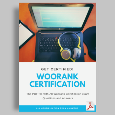 woorank certification answers
