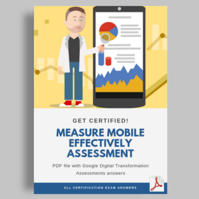 Measure mobile effectively assessment cover