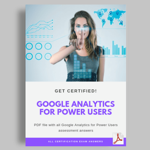 Google Analytics for Power Users answers