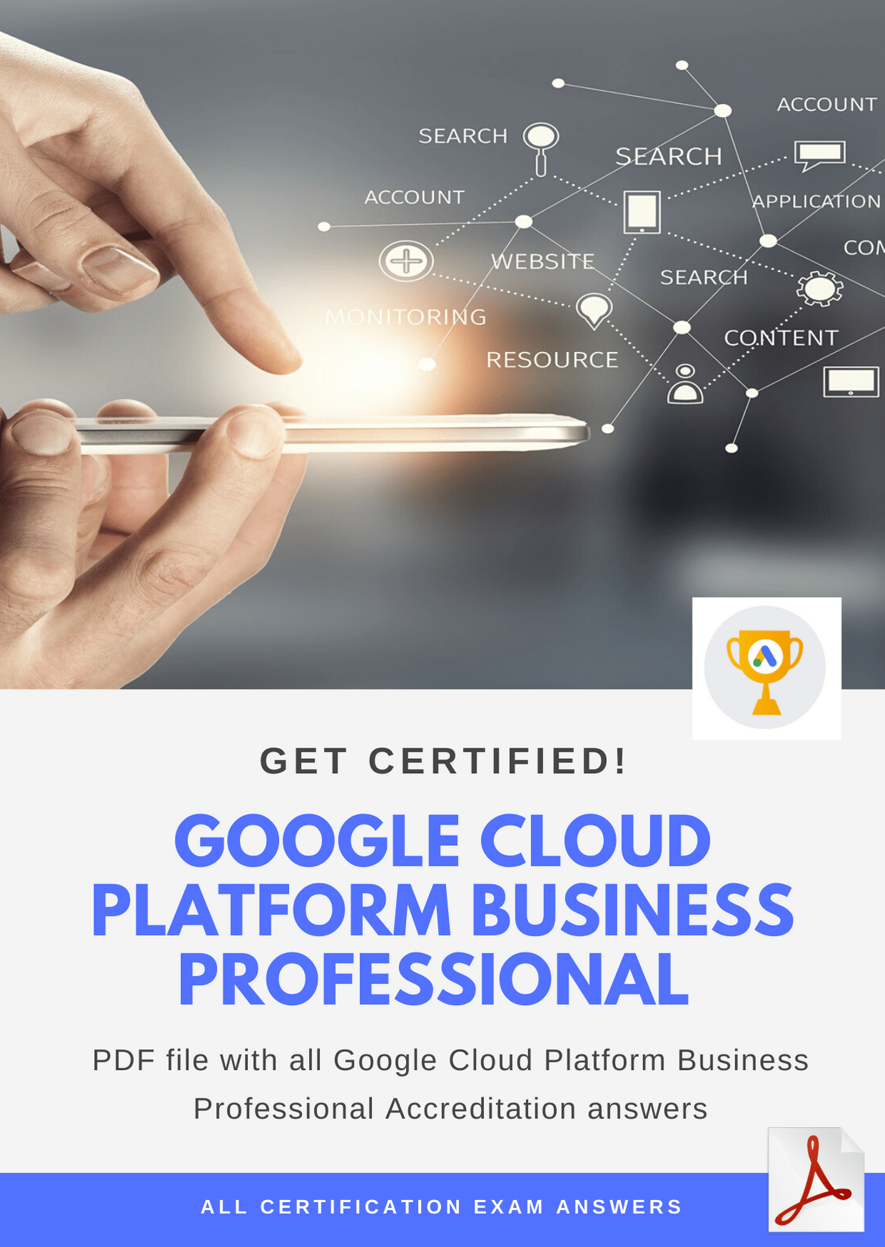 Google Cloud Platform Business Professional Accreditation Answers