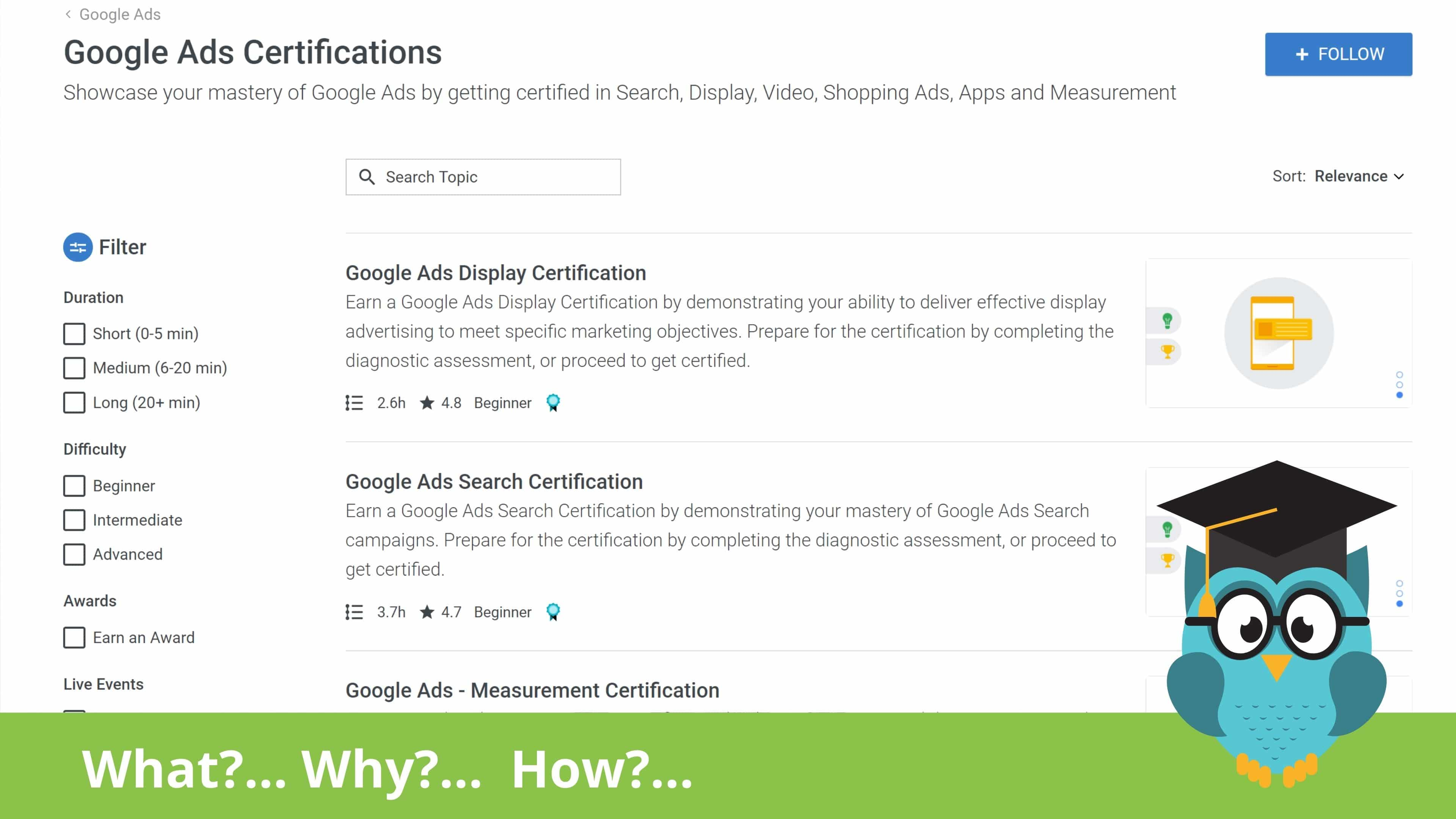 How to Pass Google Ads Certifications?