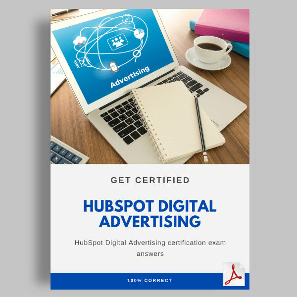 HubSpot Digital Advertising Certification
